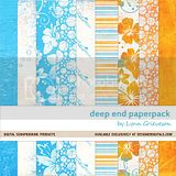 deep end paperpack